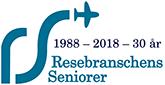 Resebranschens Seniorer Logo