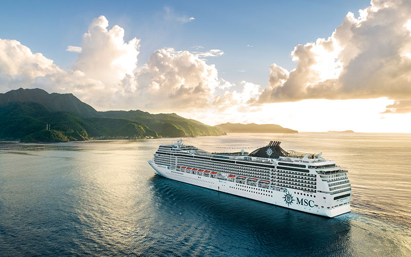 Image result for magnifica msc cruise ship